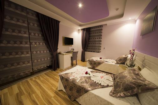 Kayi Hotel - Fethiye - Bedroom
