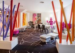 Hotel Da Vinci - Milan - Lounge