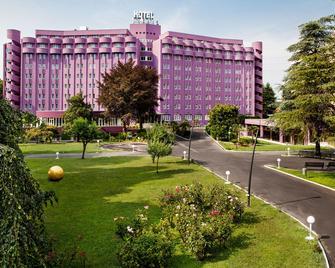 Hotel Da Vinci - Milão - Edifício