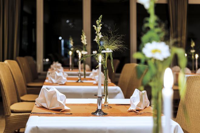 Seehotel Heidehof - Klein Nemerow - Restaurant