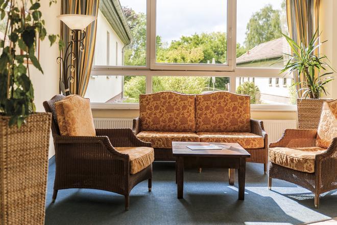 Seehotel Heidehof - Klein Nemerow - Lobby