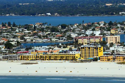 Bilmar Beach Resort - Treasure Island - Κτίριο