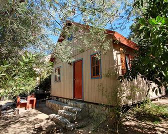 Cabanas Las Gredas - Pisco Elqui - Gebäude