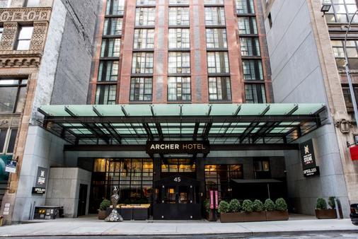 Archer Hotel New York - New York - Rakennus