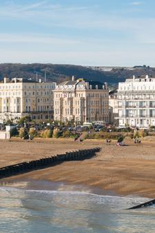 The Chatsworth Hotel - Eastbourne - Beach