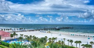 The Beachview Hotel - Clearwater Beach - חוף