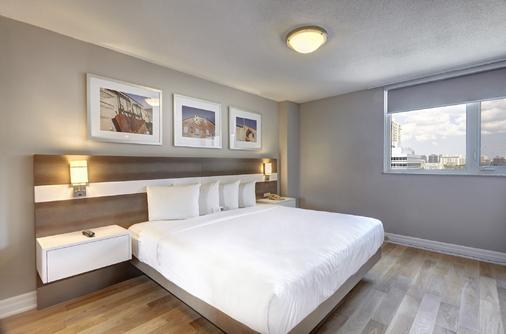 Town Inn Suites - Toronto - Bedroom