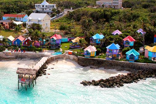 Compass Point Beach Resort - Nassau - Rakennus