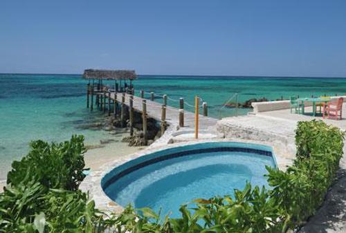 Compass Point Beach Resort - Nassau - Uima-allas