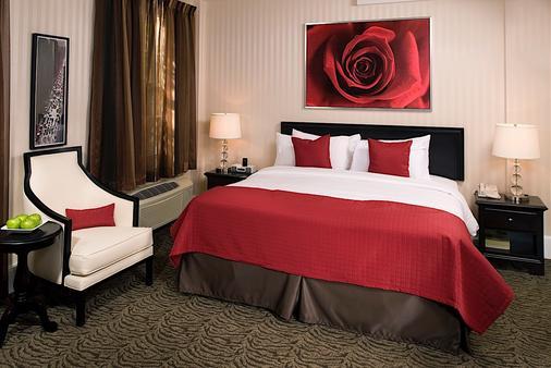 Artmore Hotel - Midtown - Atlanta - Bedroom