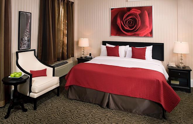 Artmore Hotel - Atlanta - Makuuhuone