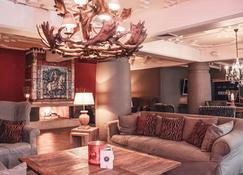 Q Hotel Maria Theresia - Kitzbühel - Lounge
