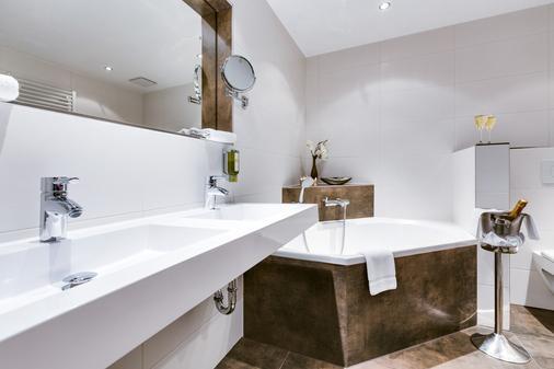 蒂安尼公園酒店 - 萊比錫 - 萊比錫 - 浴室