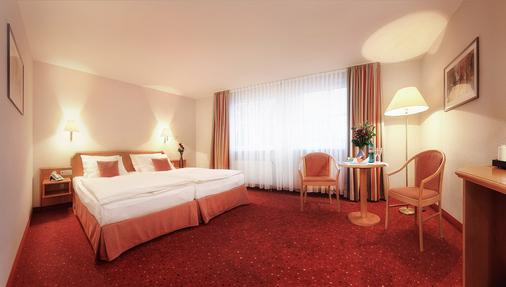 蒂安尼公園酒店 - 萊比錫 - 萊比錫 - 臥室