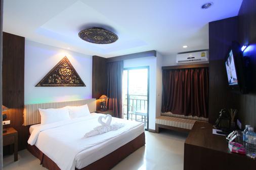 Phuket Abc Groups - Bãi biển Patong - Phòng ngủ