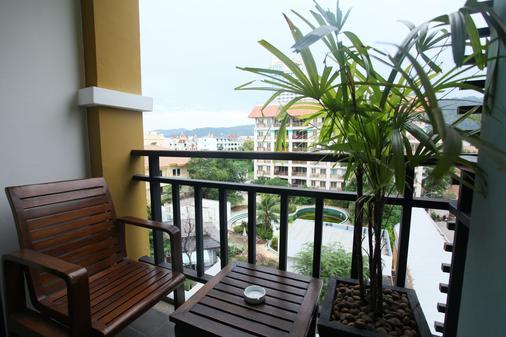 Phuket Abc Groups - Bãi biển Patong - Ban công