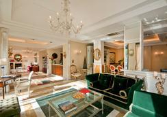 Trilussa Palace Hotel Congress & Spa - Rome - Lounge