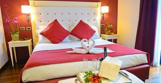 Trilussa Palace Wellness & Spa - Rome - Bedroom