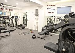 Trilussa Palace Hotel Congress & Spa - Rome - Gym