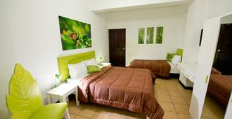 Cocoon Hotel - סן חוזה - חדר שינה