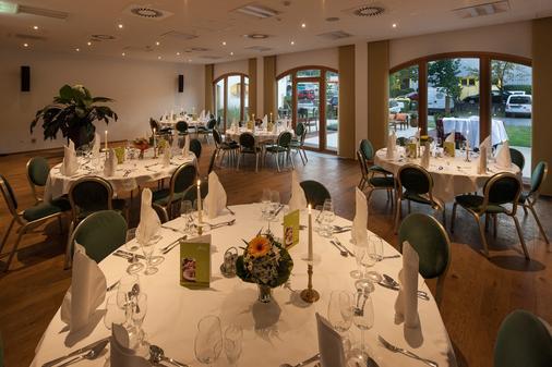Alphotel Innsbruck - Innsbruck - Banquet hall