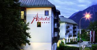 Alphotel Innsbruck - Innsbruck - Rakennus