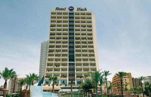 Hotel RH Ifach - Κάλπε - Κτίριο