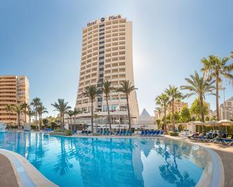 Hotel RH Ifach - Calp - Building