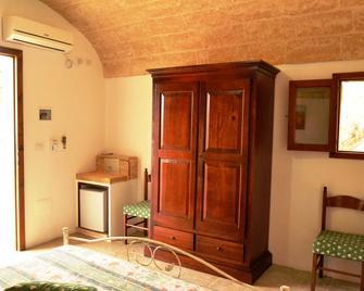 B&B Masseria La Macchia Salento - Salve - Bedroom