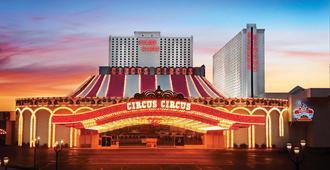 Circus Circus Hotel, Casino & Theme Park - לאס וגאס - בניין
