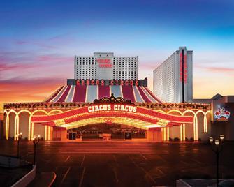 Circus Circus Hotel, Casino & Theme Park - Las Vegas - Edificio