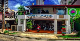 El Machico Hostel - Panama City - Building