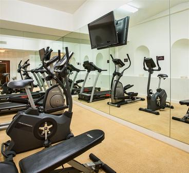 Nob Hill Hotel - San Francisco - Gym