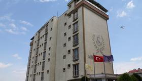 Air Boss Istanbul Airport and Fair Hotel - Estambul - Edificio