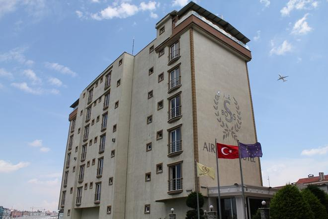 Air Boss Istanbul Airport and Fair Hotel - Istanbul - Building