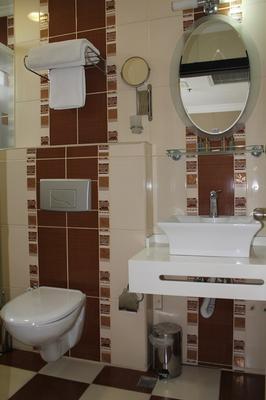 Air Boss Istanbul Airport and Fair Hotel - Istanbul - Bathroom