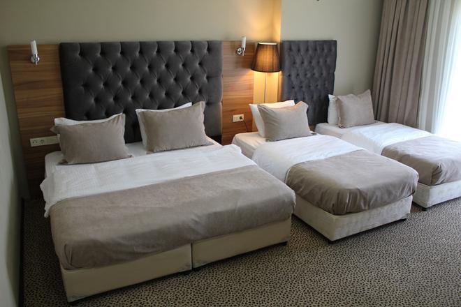 Air Boss Istanbul Airport and Fair Hotel - Istanbul - Bedroom