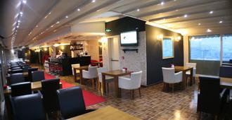 Air Boss Istanbul Airport and Fair Hotel - איסטנבול - מסעדה