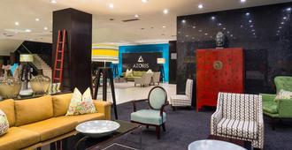 Azoris Royal Garden - Conference & Leisure Hotel - פונטה דלגאדה - דלפק קבלה