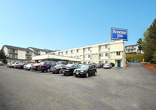 Rodeway Inn - SeaTac - Rakennus