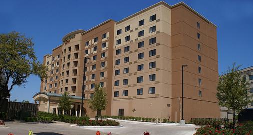 Courtyard By Marriott Houston Medical Center/Nrg Park - Houston - Rakennus