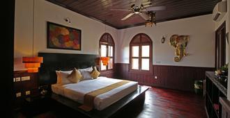 Hanumanalaya Villa - Siem Reap - Bedroom