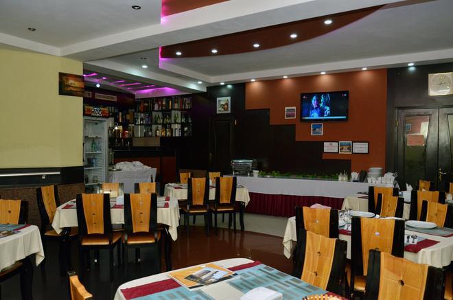 康瑟爾酒店 - 巴庫 - 巴庫 - 餐廳