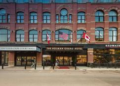 The Holman Grand Hotel - Charlottetown (Prince Edward Island) - Toà nhà