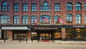 The Holman Grand Hotel - Charlottetown (Prince Edward Island) - Building