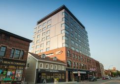 The Holman Grand Hotel - Charlottetown - Rakennus