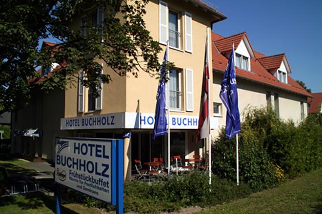 布克霍爾茲飯店 - 柏林 - 建築