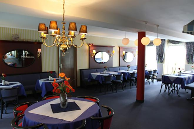 布克霍爾茲飯店 - 柏林 - 餐廳
