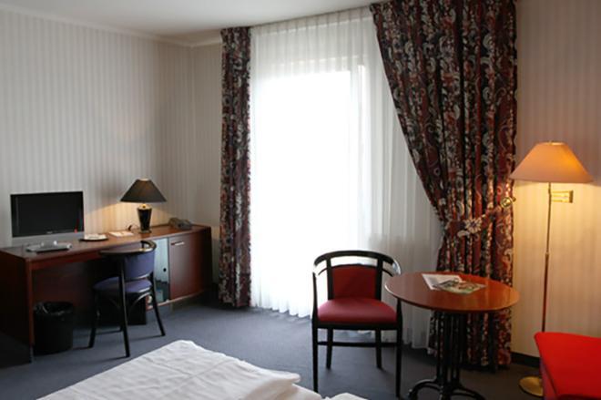 布克霍爾茲飯店 - 柏林 - 臥室