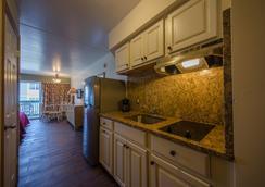 Ala Moana Motel - Wildwood - Kitchen